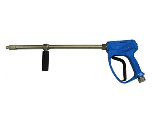 Pistolety - wersja standard